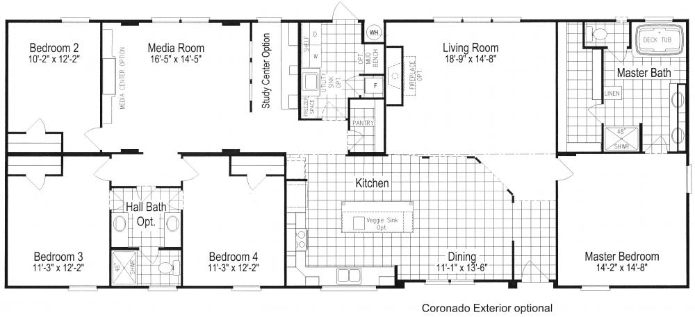 Liberty Modular Homes Floor Plans
