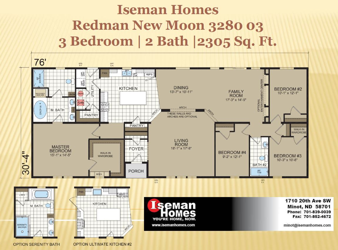 3280-03%20fp%20for%20web Redman Mobile Home Floor Plans X on