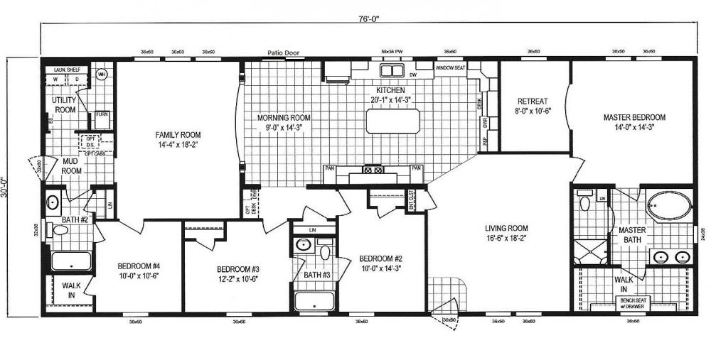 25 311 clayton 39 chadwick 39 for Chadwick house plan
