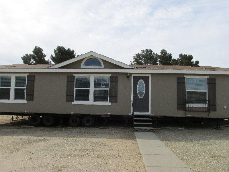 Manufactured Homes In The City Of Perris
