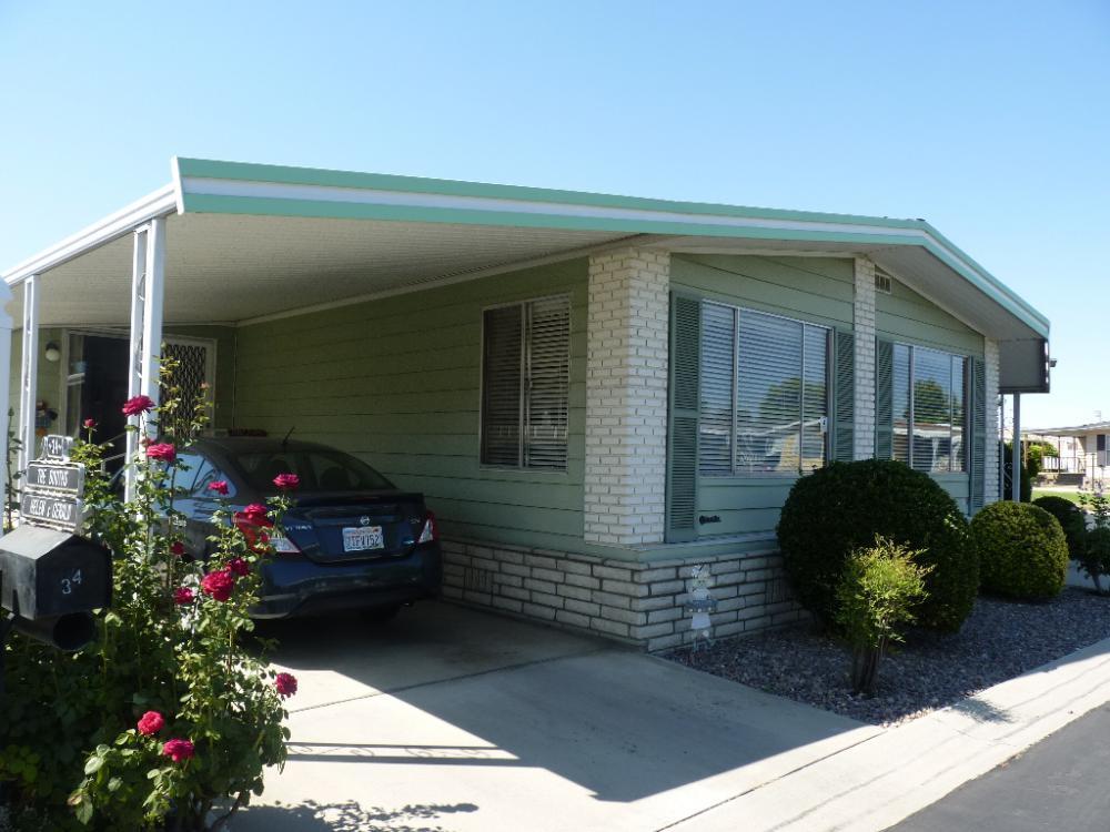 Senior Mobile Homes For Sale In Moreno