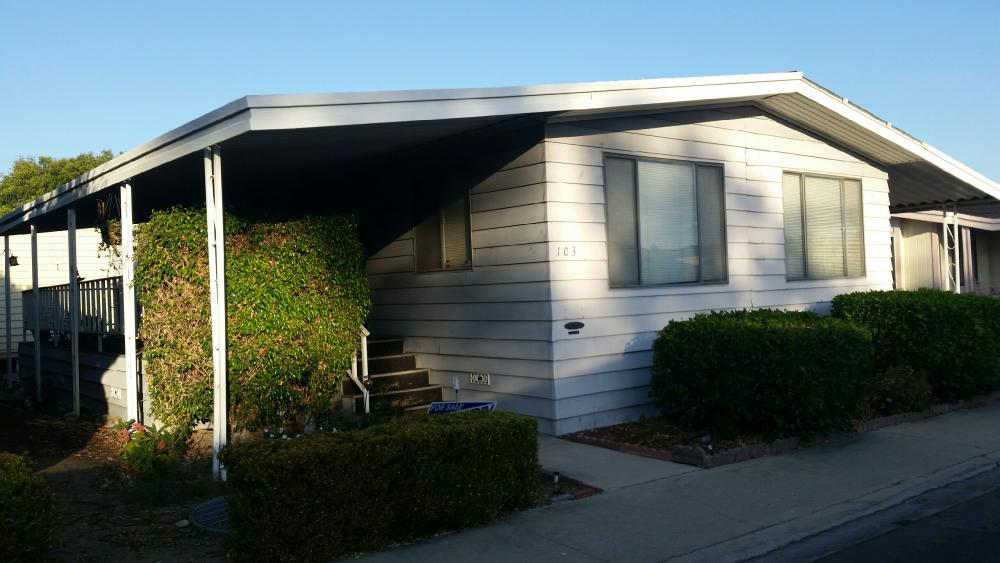 Manufactured Home VERY NICE HOME 3 BED 2 BATH IN UPLAND
