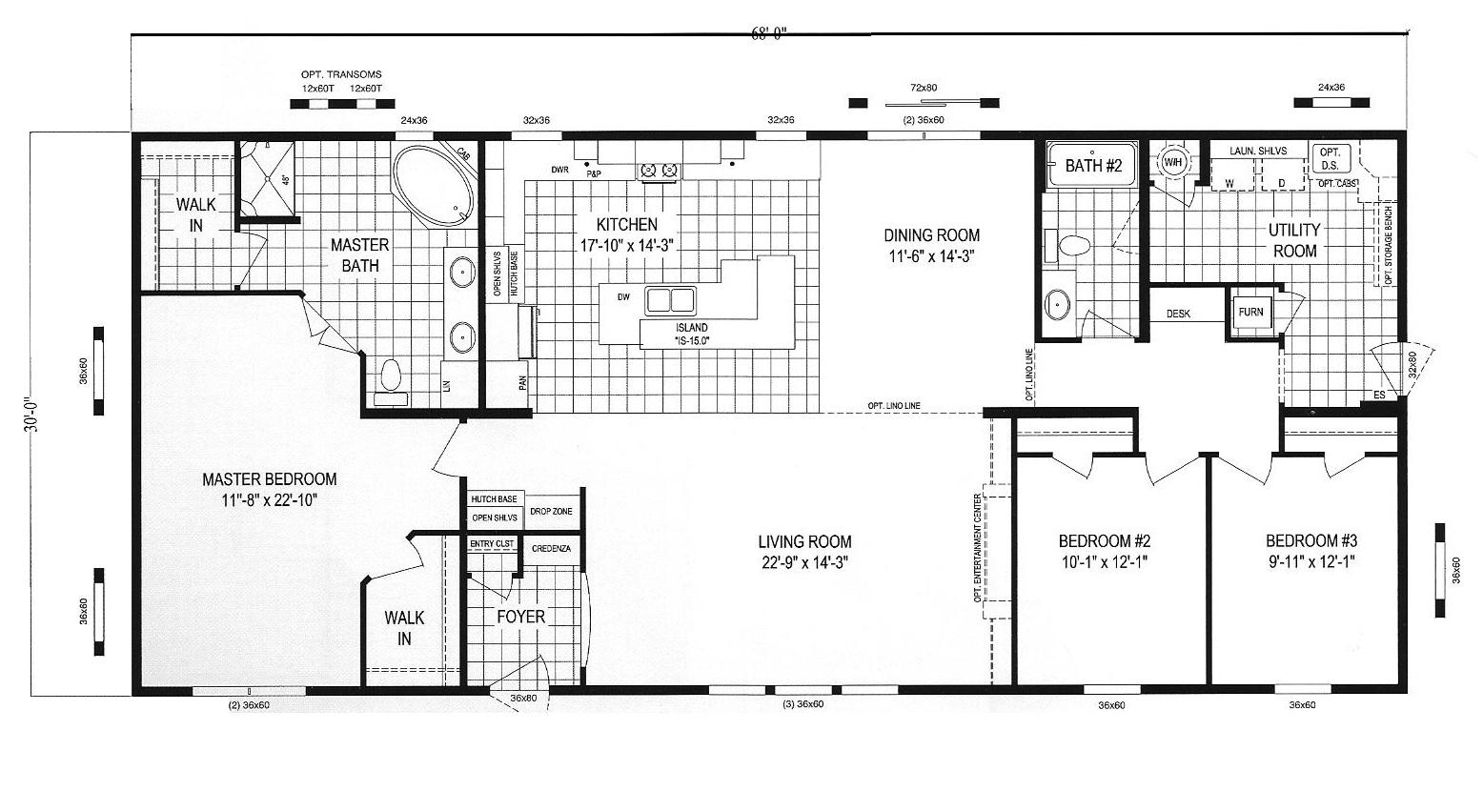 Clayton Homes Floor Plans Gurus Floor