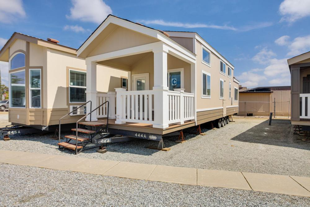 Park Model Manufactured Home